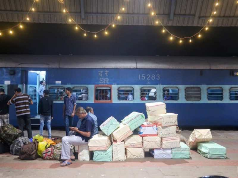 india trains | planning a trip to India