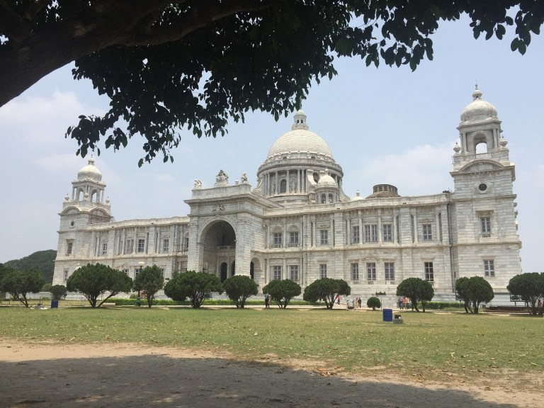 Calcutta Building | best places to visit in India
