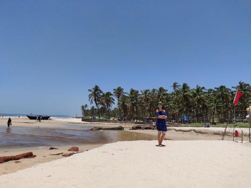 Colva Beach | best beaches in Goa for foreigners