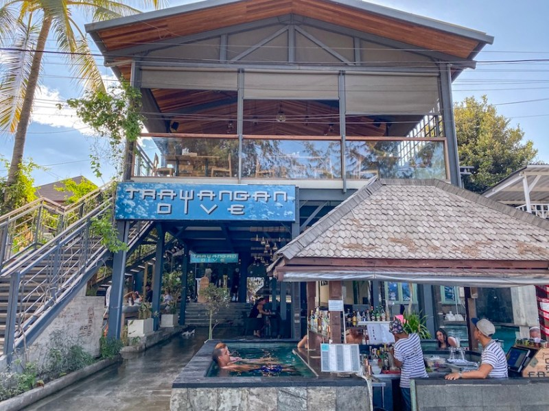 Trawangan Dive Centre on Gili T   things to do in Gili T