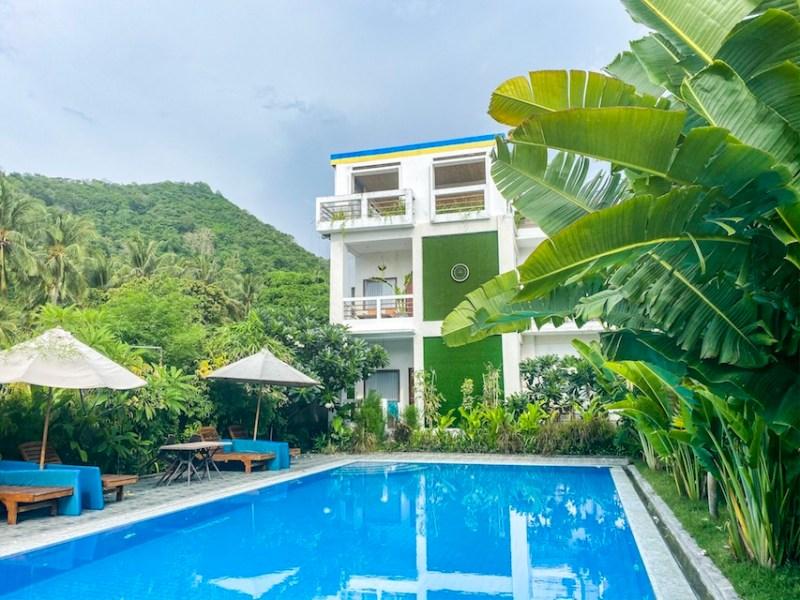 things to do in Senggigi, Diva Lombok Resort in Klui Senggigi