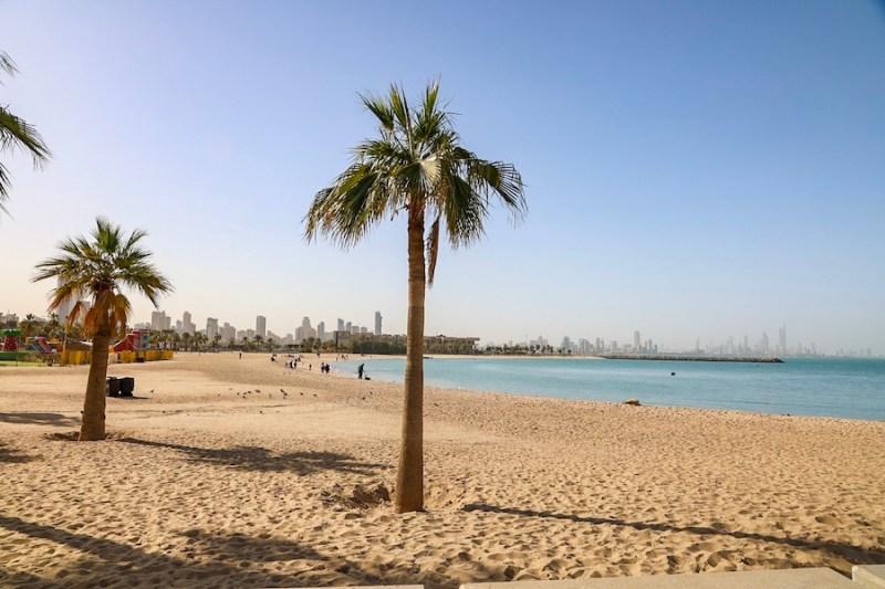 Kuwait Marina Beach   places to visit in kuwait