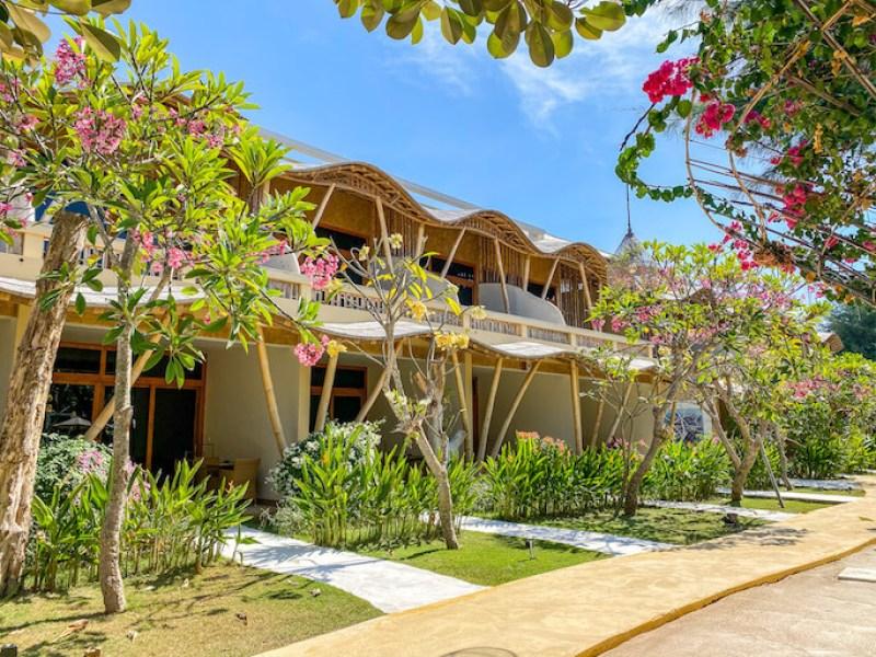 where to stay in Gili Trawangan, Pearl of Trawangan Resort
