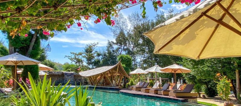 Where to stay in Gili Trawangan