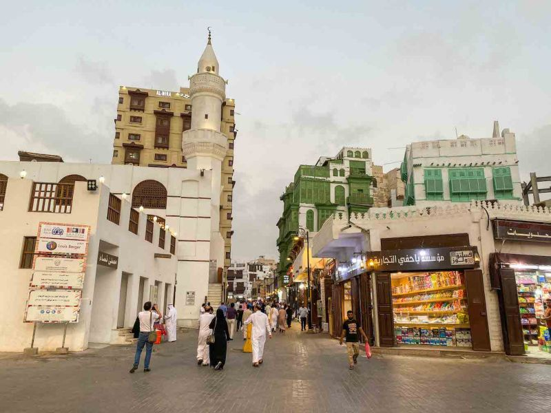 things to do in Al Balad, Al Balad Souk Jeddah