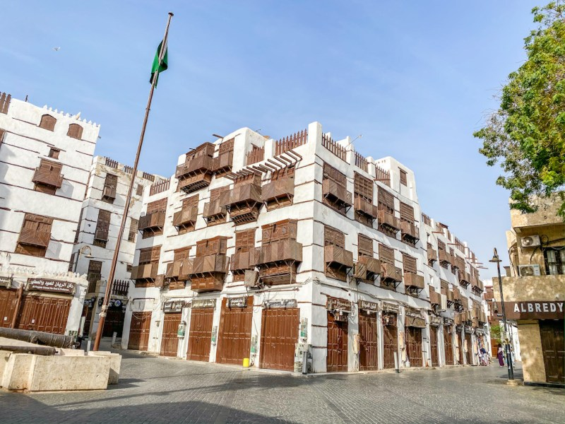 things to do in Al Balad, Al Balad Jeddah Houses