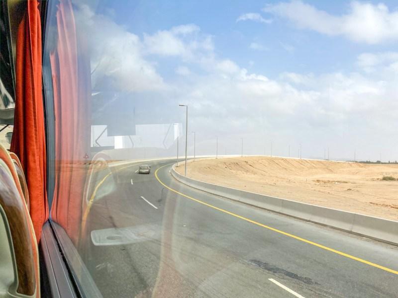 Jeddah to Madinah, SAPTCO Bus Jeddah
