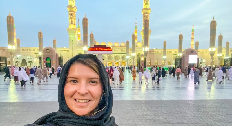 non muslim in Madinah