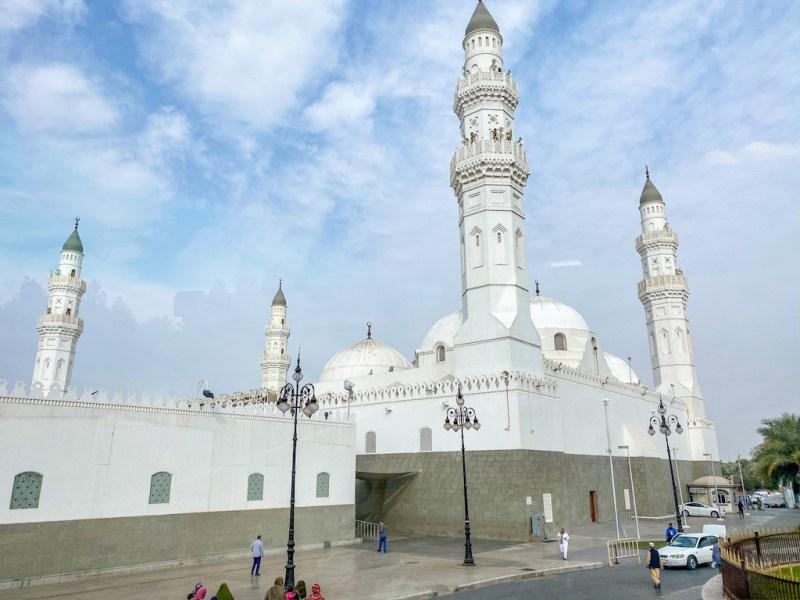 things to do in Madinah, Masjid Quba