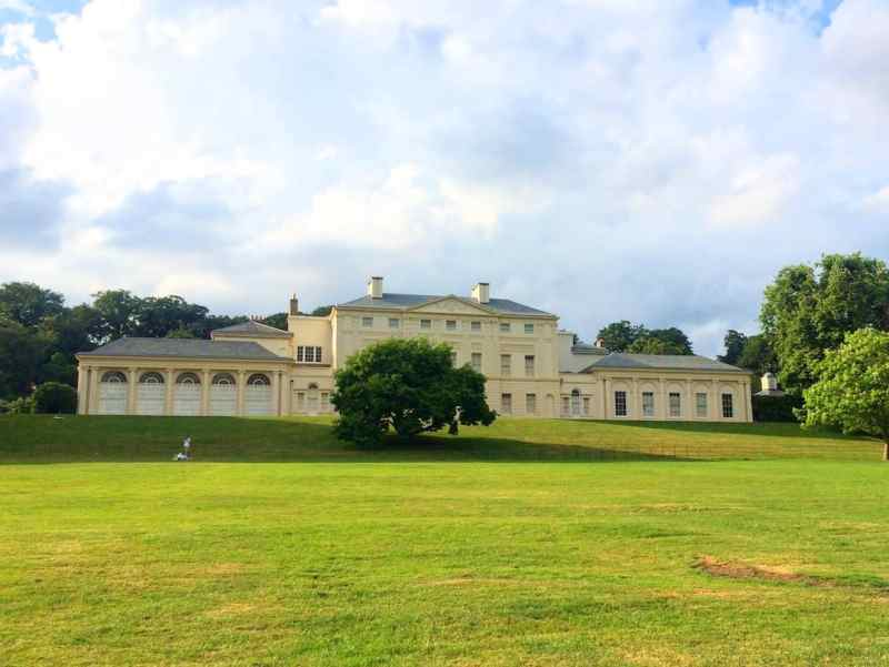 Cafes in Hampstead, Kenwood House Cafe