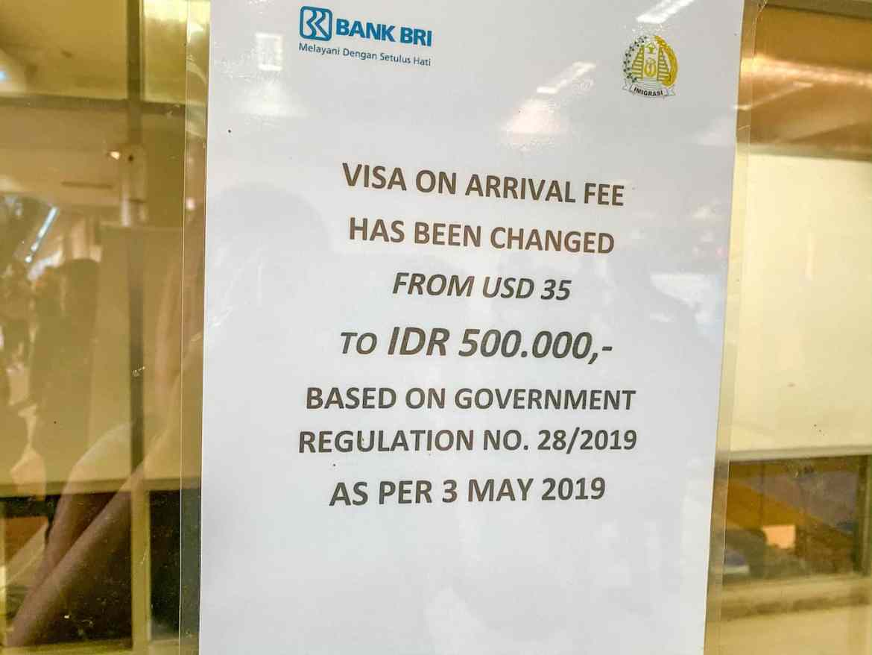 visa extension lombok,