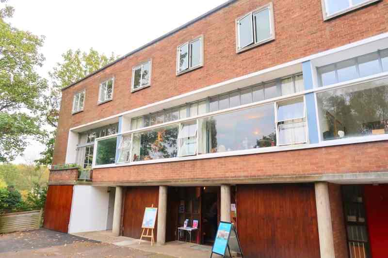 Museums in Hampstead, 2 Willow Road