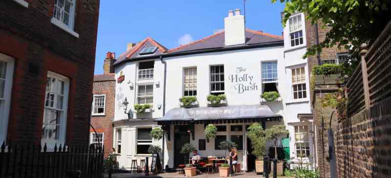 Restaurants in Hampstead