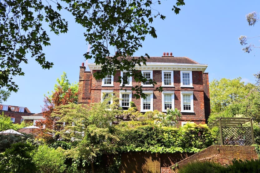 Cafes in Hampstead
