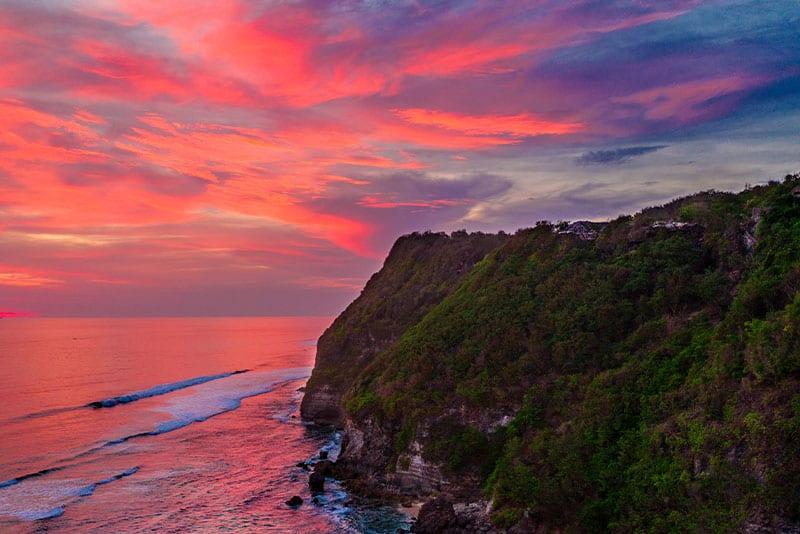 Karma Beach Sunset | Best Bali Sunset
