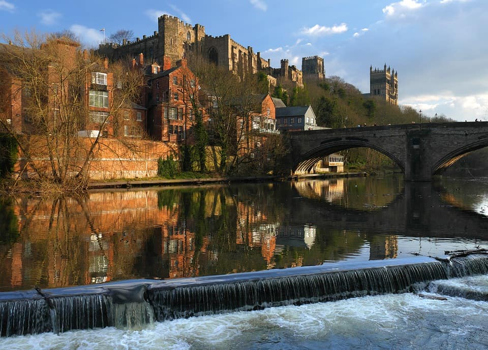 Durham River and Castle | Durham day trip from London by train