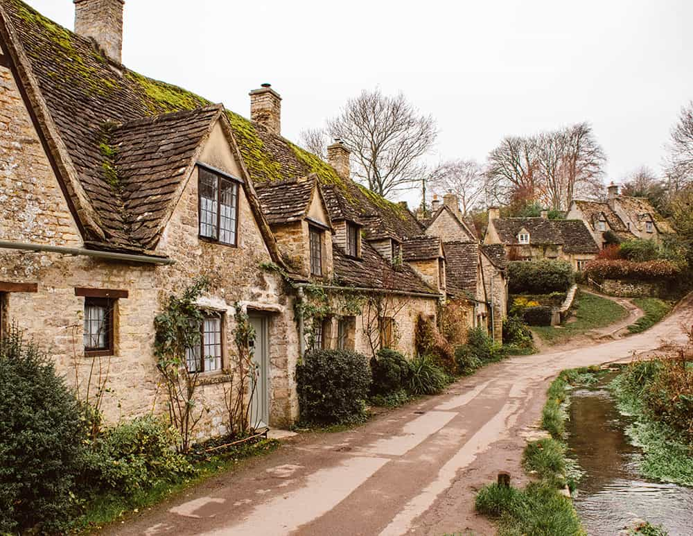 Road Trip from London, The Cotswolds
