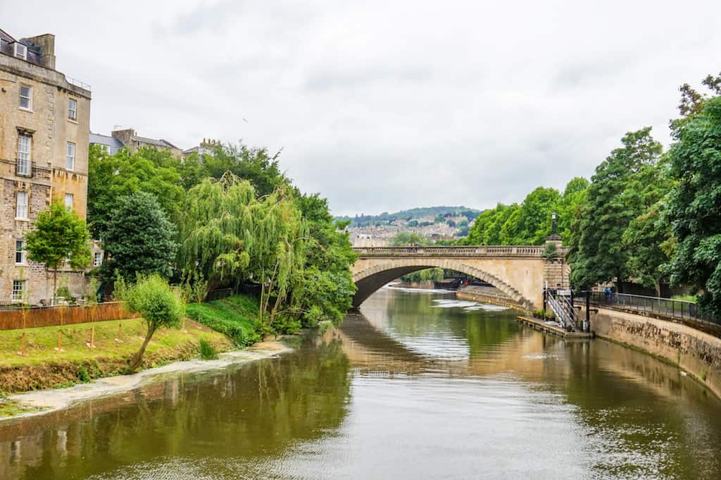 Day Trip to Bath from London, Bath River