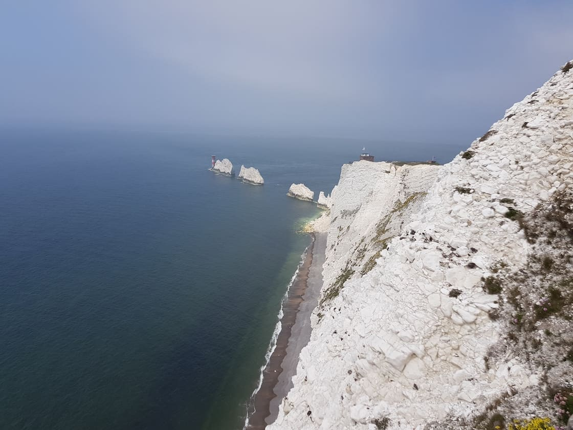 Road Trip from London, Isle of Wight