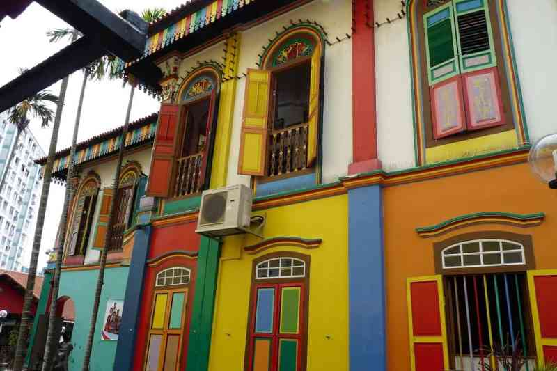 One Day in Singapore, Little India