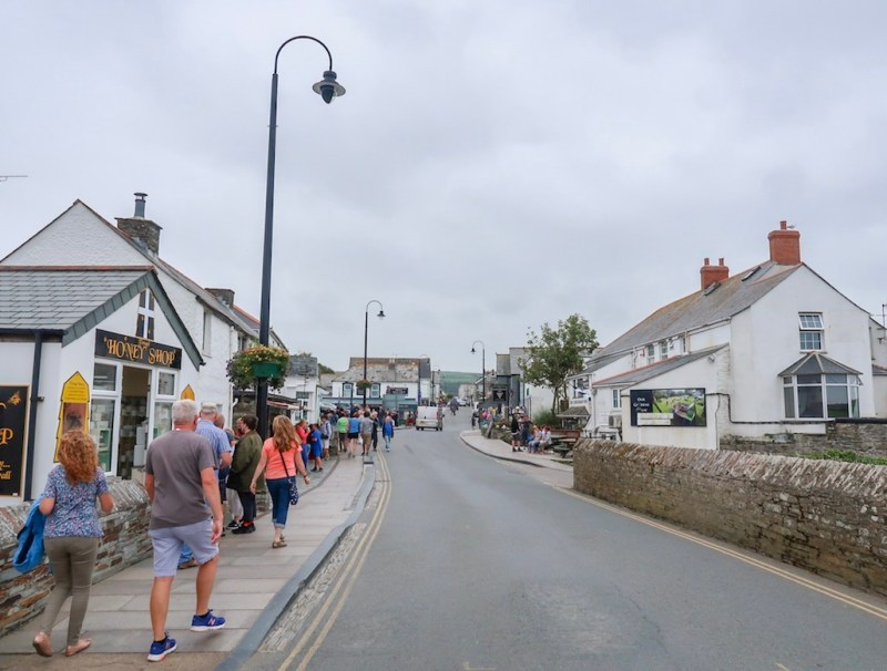Things to do in Padstow Cornwall, Tintagel