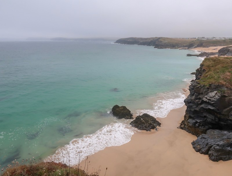 Things to do in Padstow Cornwall, Mother Ivys Bay Beach