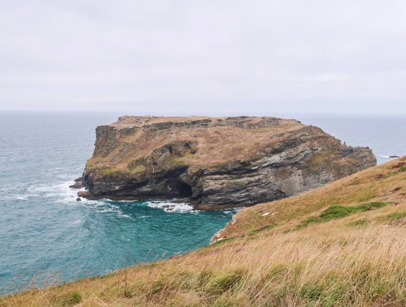 Things to do in Padstow Cornwall, Tintagel Castle