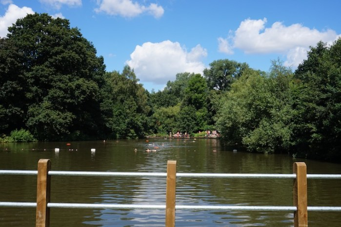 Things to do in Hampstead, Hampstead Heath Bathing Ponds