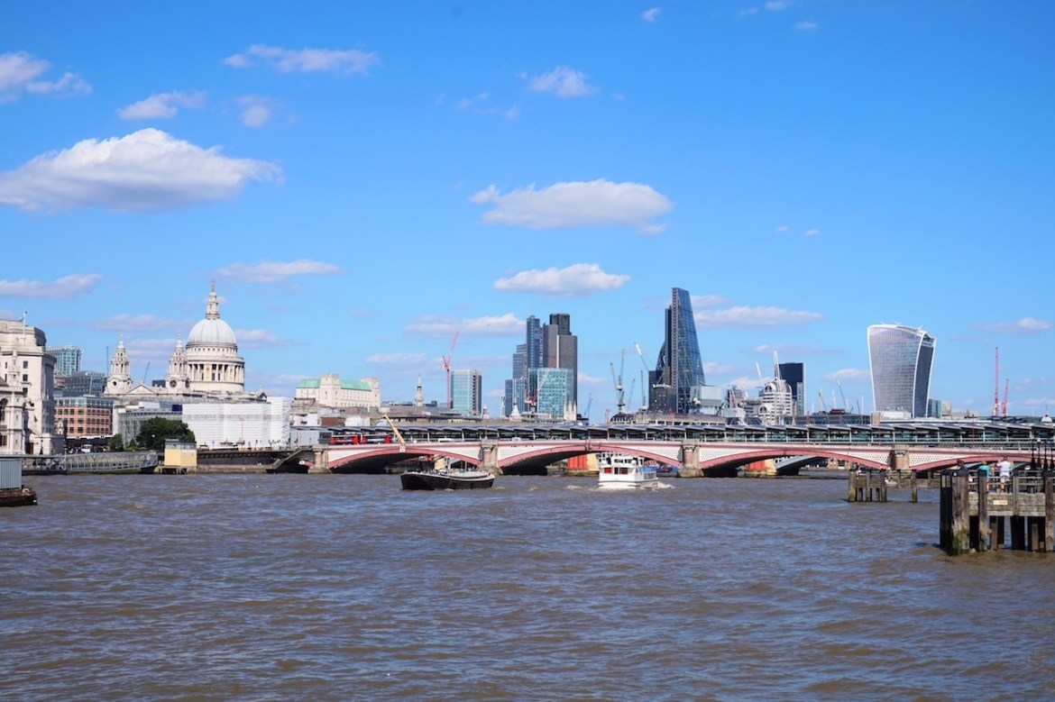 things to do in winter in London, River Thames