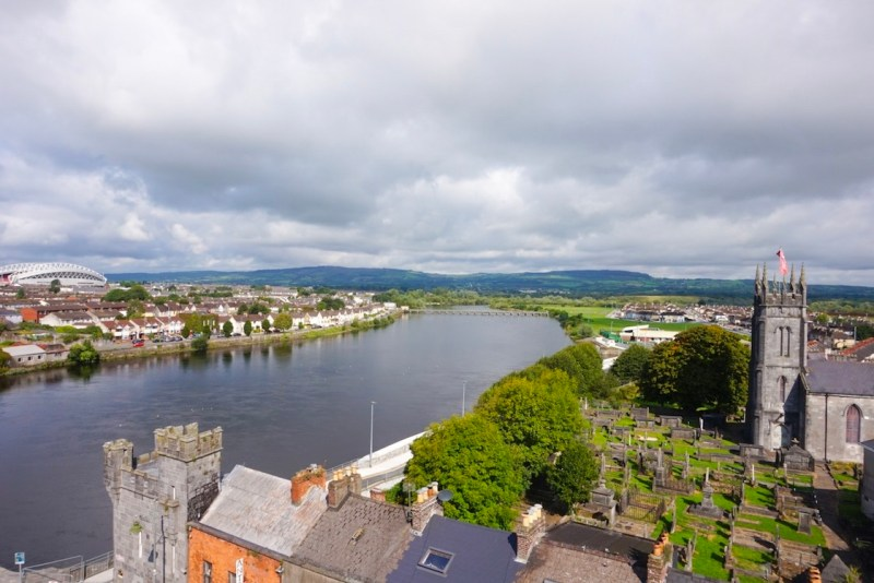 places to visit west coast of Ireland, Limerick