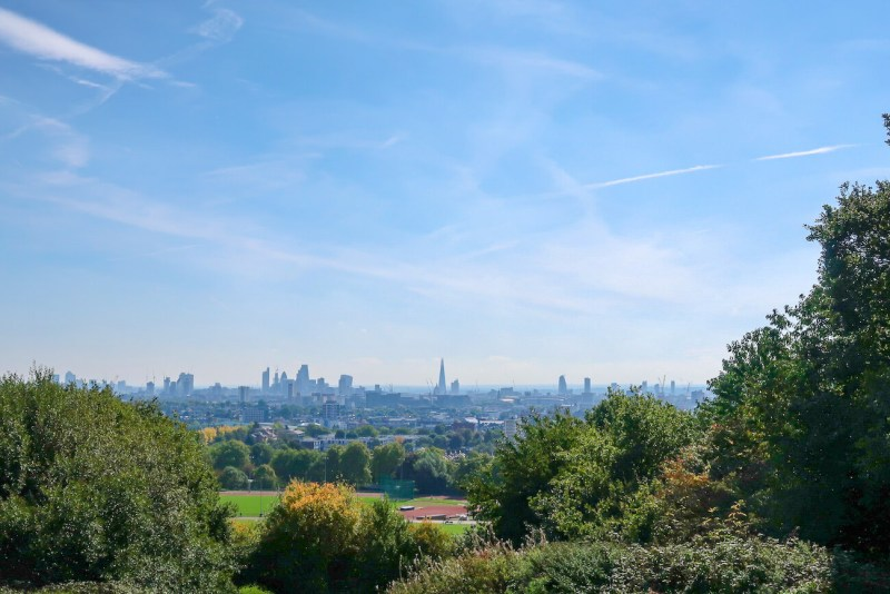 3 Day London Itinerary, Hampstead Heath