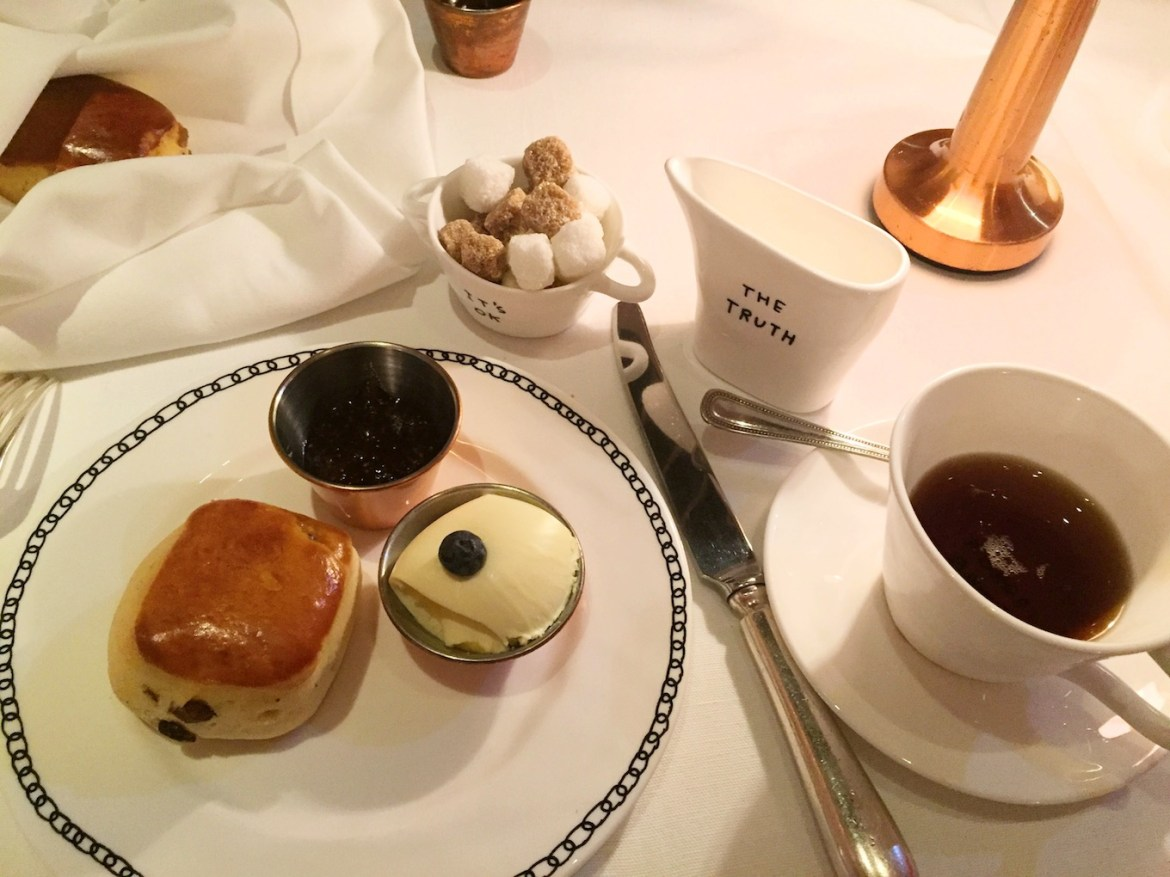 things to do in winter in London, Sketch Afternoon Tea