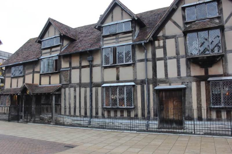 Day Trips from Birmingham, Stratford Upon Avon
