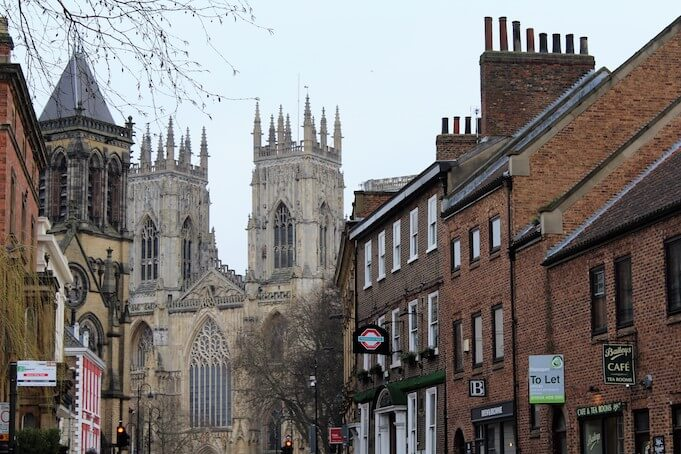Day Trips from Birmingham, York
