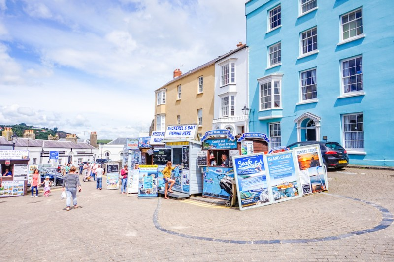 things to do in Saundersfoot, Tenby Activities
