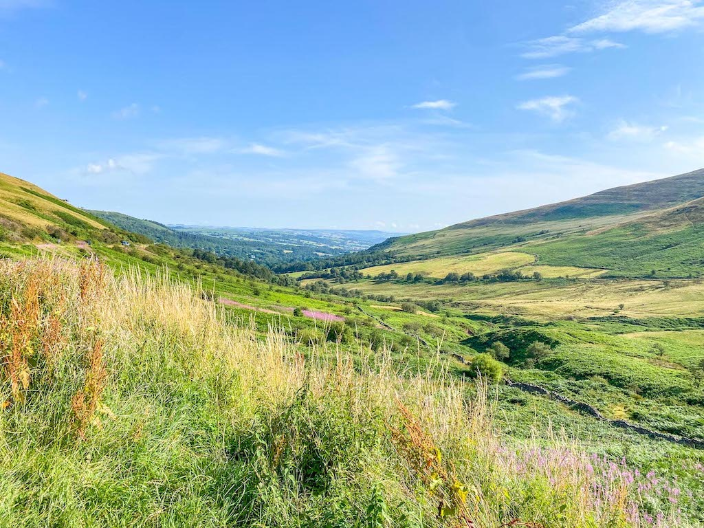 day trips from cardiff, Brecon Beacons