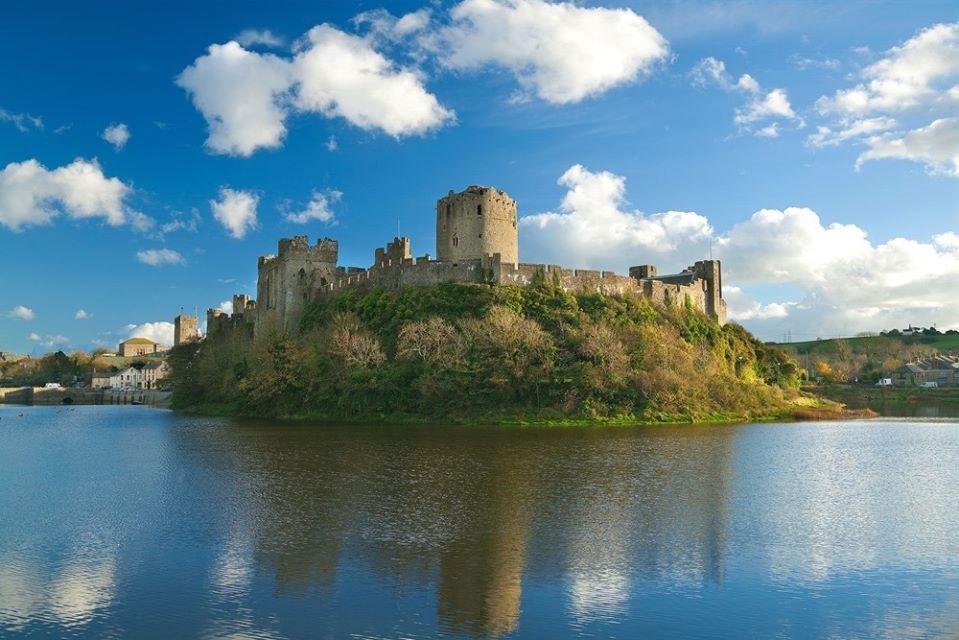 Wales Road Trip, Pembroke Castle