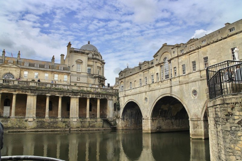 day trips from London in winter, Bath