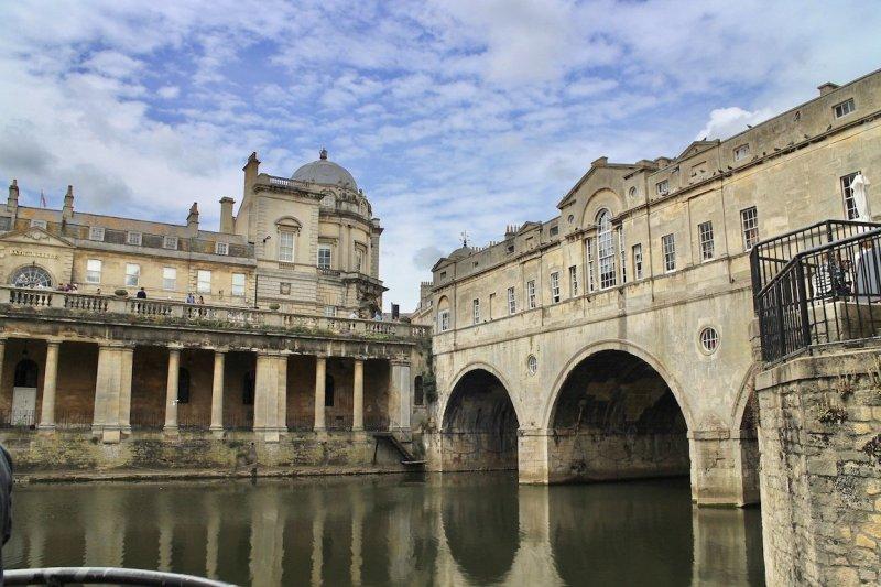 day trips from London in winter, Bath