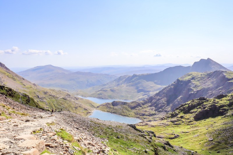 Wales Road Trip, Mount Snowdon