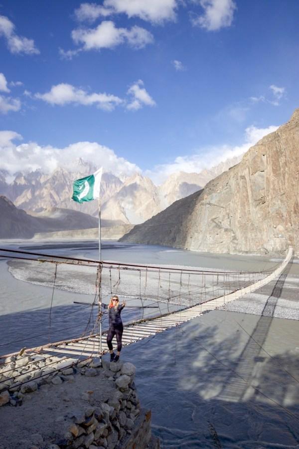 Full Time Travel Blogger Pakistan