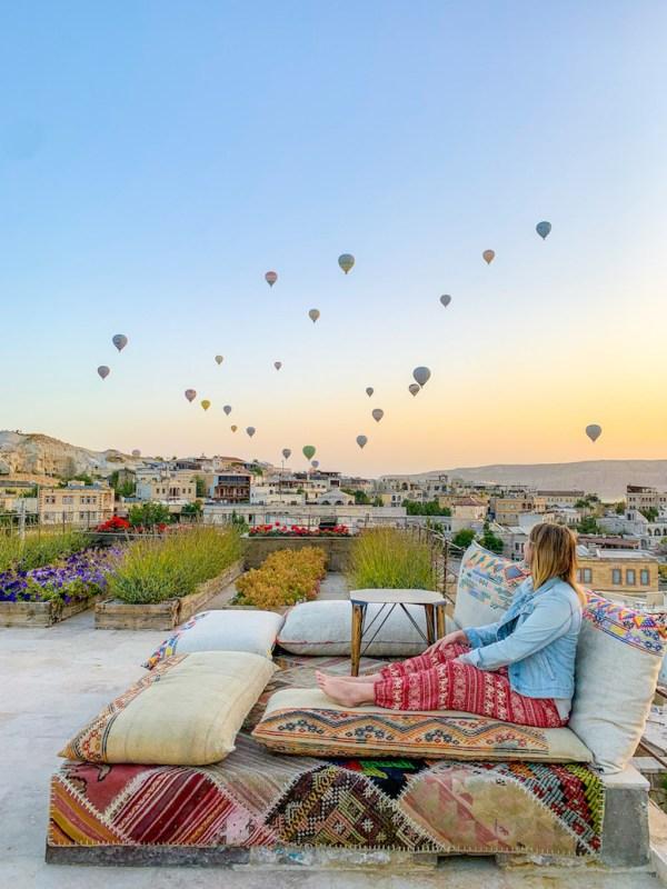 Full Time Travel Blogger, Cappadocia