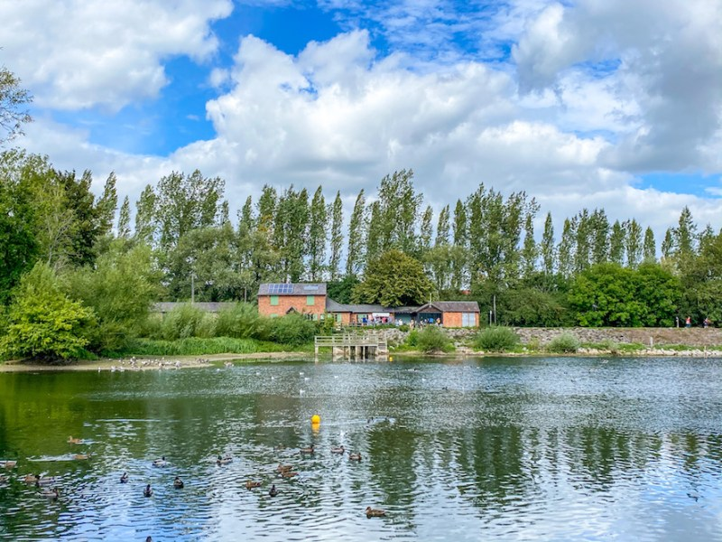 Daventry Country Park Cafe