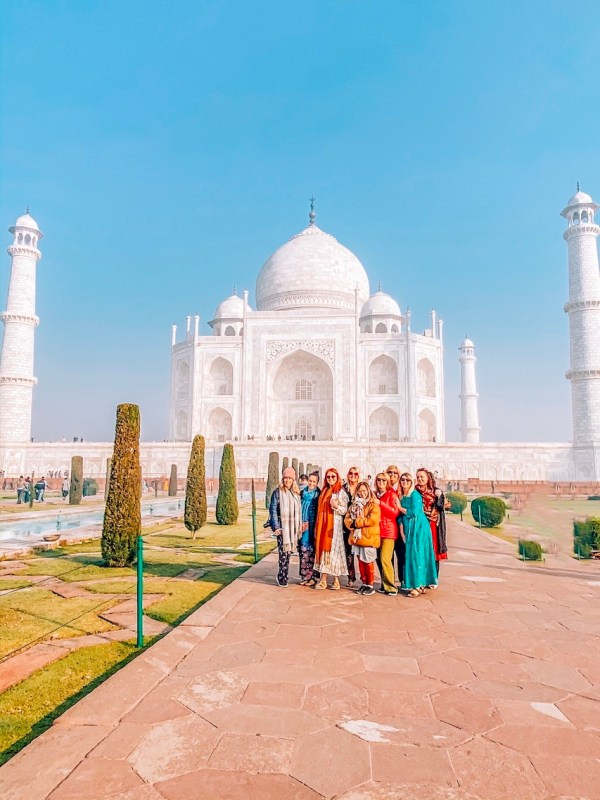 Full Time Travel Blogger, India