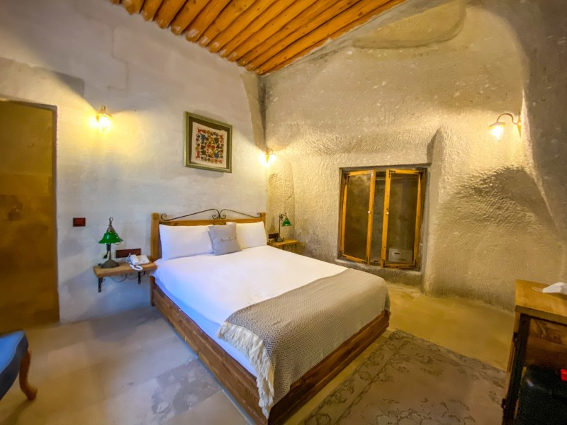 Cappadocia Itinerary, Design Cappadocia Hotel