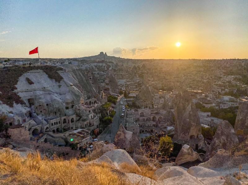 Cappadocia Itinerary, Sunset Point Goreme