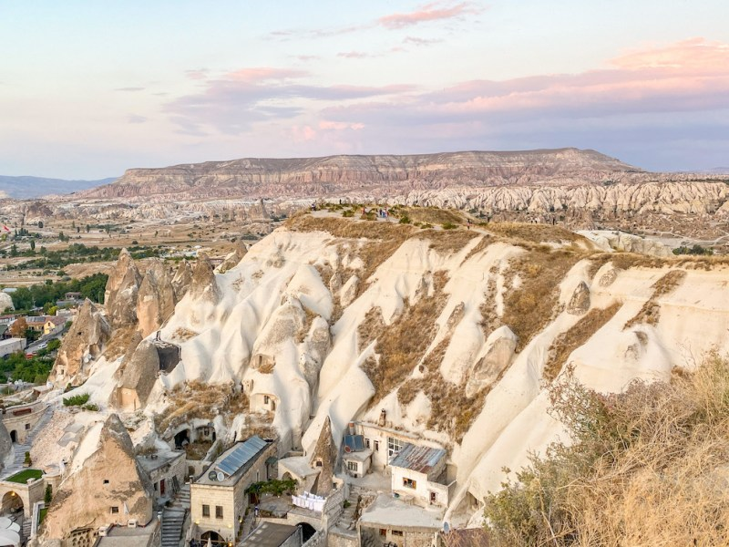 Sunset Point Goreme Valleys