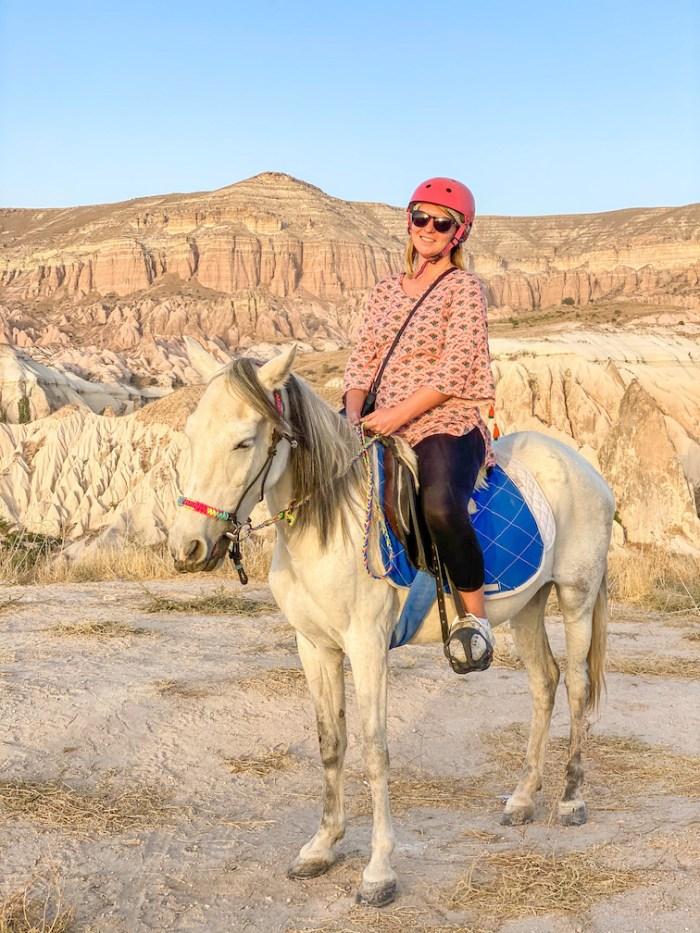Cappadocia Itinerary, Horse riding cappadocia