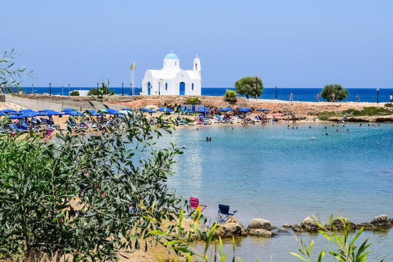 where to stay in Cyprus, Protaras