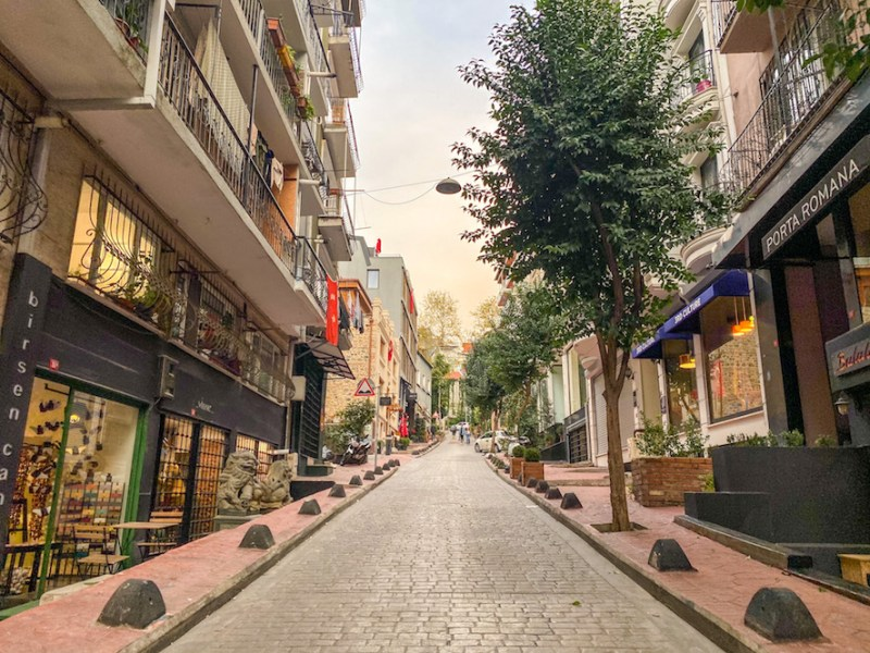 Cihangir, Where to stay in Istanbul, best place to stay in Istanbul